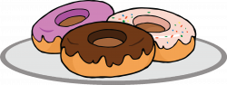 28+ Collection of Donuts Clipart Free | High quality, free cliparts ...