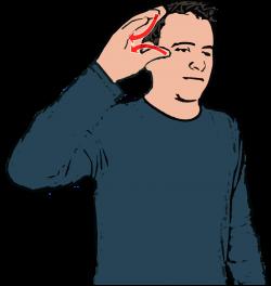Learn - British Sign Language Dictionary | Sign language | Pinterest ...