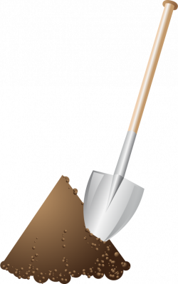 28+ Collection of Shovel Dirt Clipart | High quality, free cliparts ...