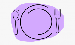 Dinner Plate Clipart Animated - Plate Clip Art #87714 - Free ...