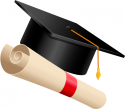 28+ Collection of Graduation Clipart Transparent | High quality ...