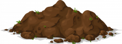 28+ Collection of Dirt Pile Clipart | High quality, free cliparts ...