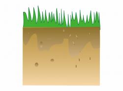 Dirt Clipart Sandy Soil - Free Clip Art Soil Free PNG Images ...