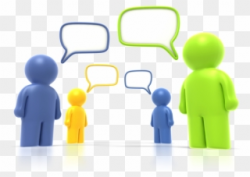 Group Discussion Clipart - Png Download - Full Size Clipart ...