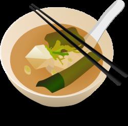 Miso Soup Clip Art at Clker.com - vector clip art online, royalty ...