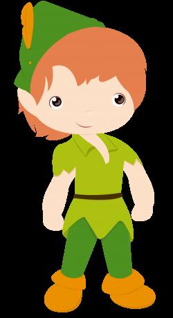 Peter Pan e Sininho - CAT_Neverland 2.png - Minus | Disney ...