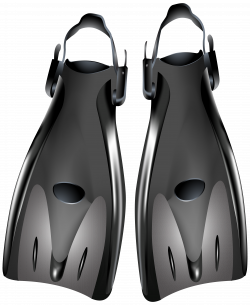 Diving Fins PNG Clip Art - Best WEB Clipart