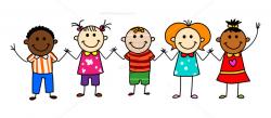 Stick Figure Ethnic Diversity   Free vectors, illustrations ...