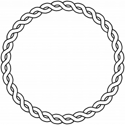 Rope Clipart Black And White   Clipart Panda - Free Clipart Images
