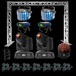 Chauvet DJ DJ Show Maker 150 Professional Lighting & Truss Package ...
