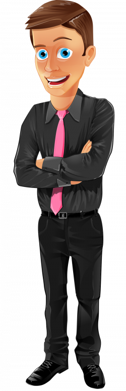 Office Assistant Vector Character - http://www.dailystockphoto.net ...