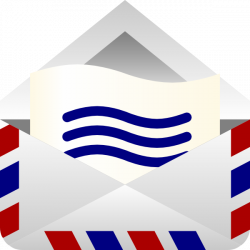 Outgoing Envelopes Mail Clipart