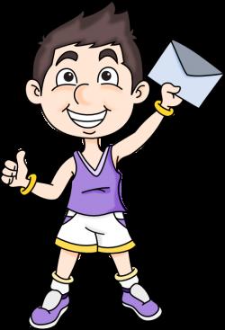 Mail Boy Clipart | i2Clipart - Royalty Free Public Domain Clipart