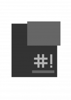 Onix Shell Script Icon Icons PNG - Free PNG and Icons Downloads