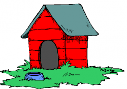 Free Dog In Doghouse Clipart, Download Free Clip Art, Free ...