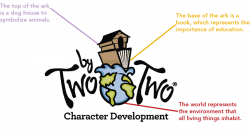 Two By Two » Logo