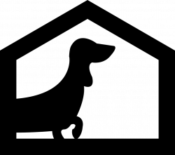 Dog House Svg Png Icon Free Download (#72731) - OnlineWebFonts.COM
