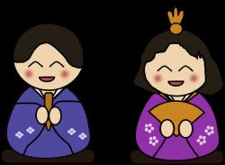 Girl's Day Dolls - Hinamatsuri | Hina Matsuri Craft For Kids ...