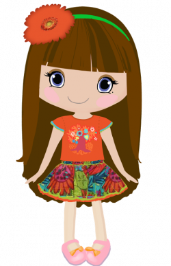 Pin by Leeslie Rumbo on Minus* | Pinterest | Clip art, Dolls and ...