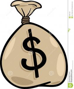 Sack of dollars clip art | Clipart Panda - Free Clipart Images