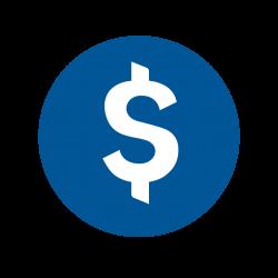 Dollar sign logo PNG images free download