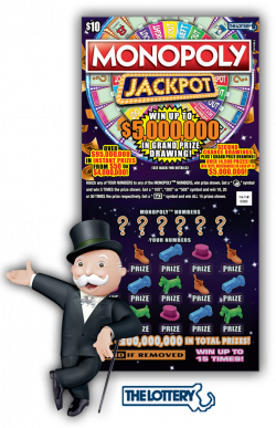 Home - MONOPOLY JACKPOT MA Lottery Second Chance Drawings