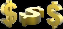 Gold-dollar-sign (PSD)   Official PSDs