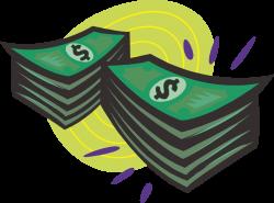 Cash Money Clip art - Dollar money 2092*1552 transprent Png Free ...