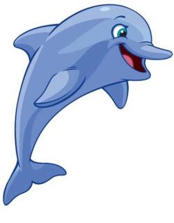 Dolphin Clip Art - Hawthorneatconcord