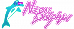 Dungeons & Doritos — Neon Dolphin