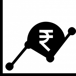 Graph Money Indian Rupee Business Growth Chart Svg Png Icon Free ...