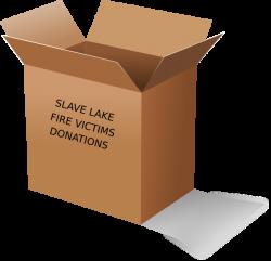 Slave Lake Fire Victims Donations Clip Art at Clker.com - vector ...