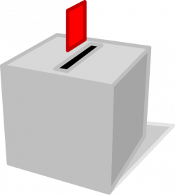 Donation Box Clipart