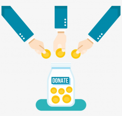 Charity Reports, Reviews And Resources Clip Art Black ...