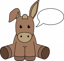 Clipart - Help jazz up my donkey logo