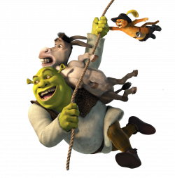 Donkey Puss in Boots Princess Fiona Shrek Film Series Computer Icons ...