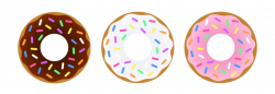 Donut Clipart Free Clipartio Dunkin Donuts Clip Art Png - AZPng