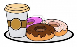 Free Coffee Doughnuts Cliparts, Download Free Clip Art, Free ...