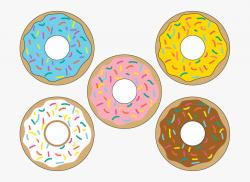 Dunkin Donuts Clipart Bitten Donut - Free Printable Donut ...