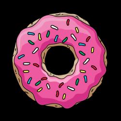 tumblr donut transparent - Google Search | paper | Pinterest ...
