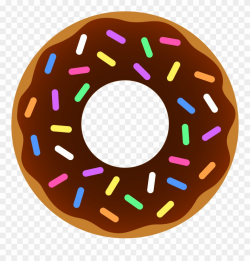 Sweet Clipart For Mobile Free Download - Donut Clip Art Png ...