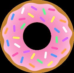 Doughnut Free Clipart