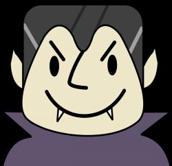 Clipart - Vampire Guy