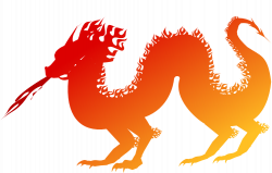 28+ Collection of Chinese New Year Dragon Clipart | High quality ...