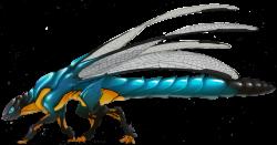 Dragonfly dragon by greyanimebeast on DeviantArt