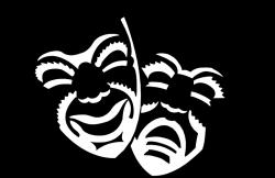 How To Draw Drama Masks (54+)