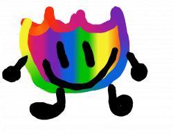 Image - RainbowFirey gif.gif | Battle for Dream Island Wiki | FANDOM ...