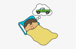 Sleep Clip Art Images Kid Dreaming - Dreaming Clipart PNG ...