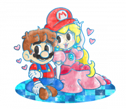 You're the person of my dreams:. by CloTheMarioLover on DeviantArt ...