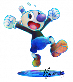 Love the Dream Team style! Hope there's a Cuphead version on here ...